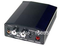 Free shipping- New Super pro  DAC8 HiFi 24bit/192khz USB DAC digital sound card CM108AH digital to analog convert