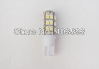 10PAIRx ree shipping car width indicator light, auto dashboard light, auto door light, trunk lamp,T10 led bulb 25SMD 3528