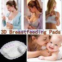 Comfortable Soft Absorbent Nursing  Breast  Baby Feeding Pad Free Shipping 200 pcs / lot