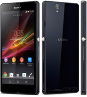 "Original Unlocked Sony Xperia Z L36h C6603 13.1MP 5.0""TouchScreen Quad-Core 2G RAM 16GB ROM NFC GPS Refurbished Free Shipping"