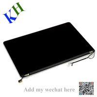 ( 1 year warranty ) for Apple Macbook Pro Retina 15.4 A1398 LCD Screen Display Assembly 2012 MC975 MC976 Top quality