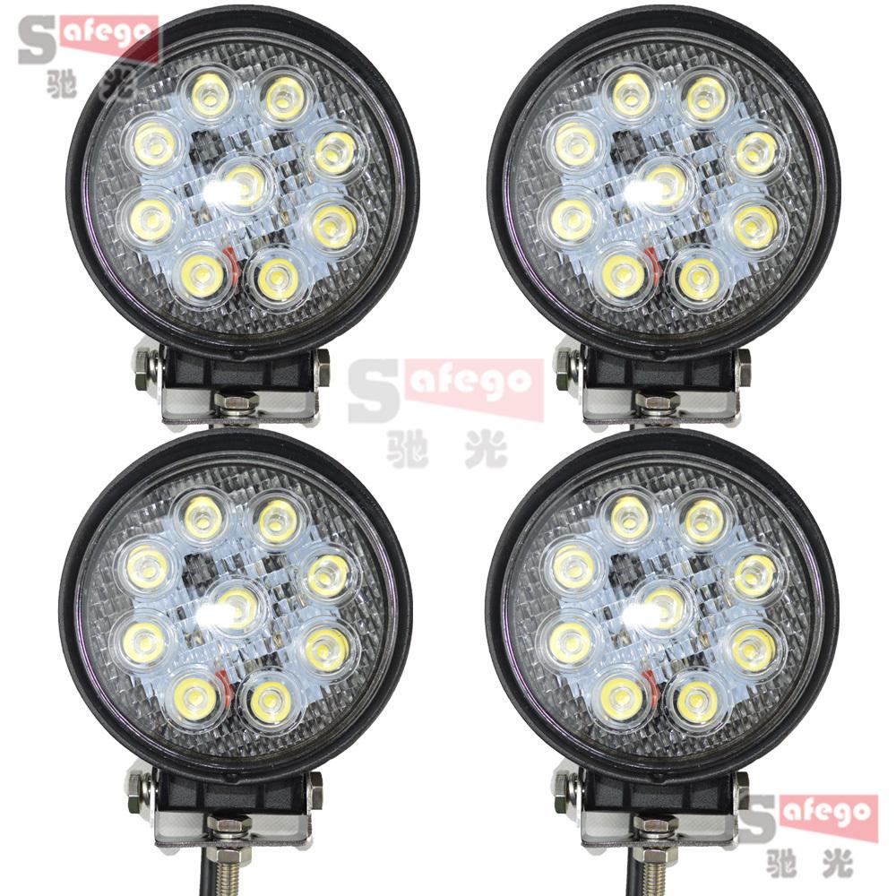 Система освещения Safego 20 4 27W 4WD 27W система освещения oem 42 240w cree offroad 4 x 4 awd suv atv 4wd awd