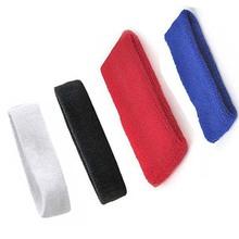 wholesale black sweatband