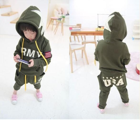Комплект одежды для мальчиков New Style RC0018 +