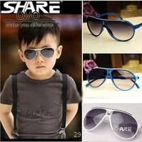 supper star kids sunglasses children UA protection optical Aviator sun glasses high quality low price[ 240145]