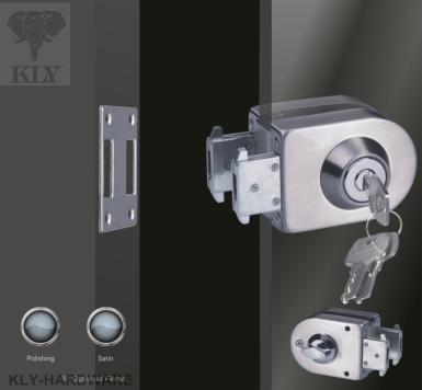 Glass Swinging Gate Hardware Locks