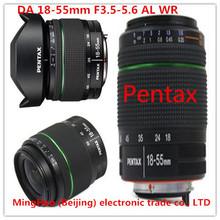 Pentax waterproof da18-55wr dal 18-55 handpiece black and white