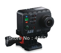 AEE Brand S51 HD Sports Video Camera Professional DV Smart Wifi GOPRO Hero3 160 megapixels Waterproof recorder HDMI USB AV 16GB