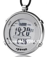 Brand New Spovan Sport Watch Chronograph,Alitmeter,fishing Barometer Temperature Weather forecast storm alert Digital Gift Watch