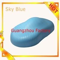 3D Carbon Fiber Vinyl Film,For Car Full Body,Vinyl Stickers For Car Styling With Air Drain,Vinyl Wrap,1.52*30M,Sky Blue