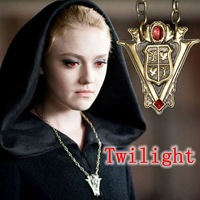 No Mini Order. M013.Fashion jewelry bijoux  jewelry, New Moon Volturi Pendant Necklace Twilight