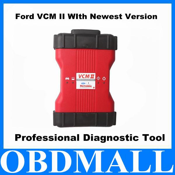 VCM II OEM диагностический инструмент VCM 2 ДЛЯ Ротонда Средство диагностик
