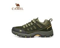 Camel outdoor walking shoes slip-resistant 2013 wear-resistant breathable low 82330631 walking shoes