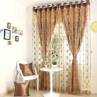 customize Curtain Jiessie home high quality fashion elegant curtain
