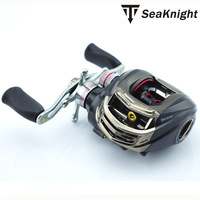 Trulinoya Brand DW1000 Baitcasting Reels 10+1BB Right Hand carp fishing gear Ratio 6.3:1 sea bait casting fishing reel