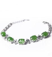 Jewelry natural topaz stone bracelet small fish Women new year gift