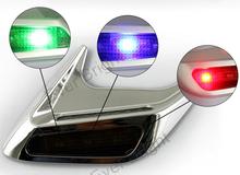 solar powered traffic light promotion