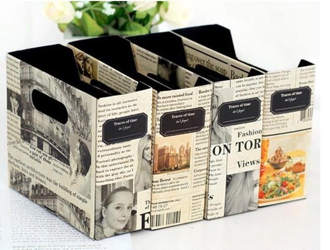 Система хранения из картона