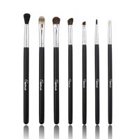1 set professional 7 pieces/lot  cosmetic brush kits make up sixplus brushes eyeshadow brush set pincel maquiagem