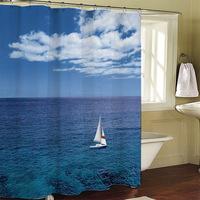 Additional bathroom curtain shower curtain terylene bath curtain 180x180cm ,screen shower,curtain bath