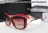 Big Frame Brazil Fashion 2015 New Butterfly Women Sunglasses Vintage,Shades For Women Cool uv400 Sunglasses Women Brand Designer