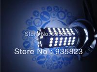 2pcs H4 7.5 w car HeadLight  Bulbs PX26D Halogen Xenon Super White 3528 12V 120LED Fog Lamp Free Shipping