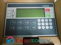 """Xinje Integrated PLC XP3-18RT 10-point Digital Input 8-point Digital Output 3.7"""" Blue LCD Integrated PLC & HMI New"""
