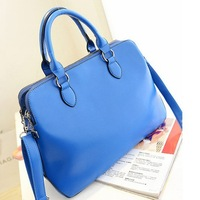 Women's handbag Female Autumn And Spring PU Leather Handbag Free Shipping Cross-body Shoulder Bag