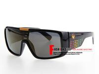 Free shipping 2014 Brand Dragon Domo Sports Sunglasses men hot selling pop brand Sun Glasses10 colors QC0084