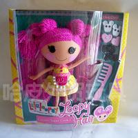 Lalaloopsy Loopy Hair  wool head doll SPOT SPLATTER SPLASH