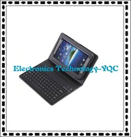 New,Wireless Bluetooth Keyboard Case for Samsung Galaxy Tab P1000, Retail+Wholesale+Free Shipping