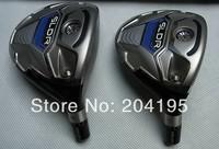 New 2 pcs SLDR Fairway Woods #3,#5,Graphite Shaft Regular/Stiff Flex Golf Clubs free shipping