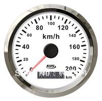 85mm GPS speedometer 0-200km/h  for car, truck (SV-KY08122)