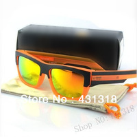 Free shipping high quality brand sport cycling sunglasses Fashion ken block UV goggles motorcycle sun glasses