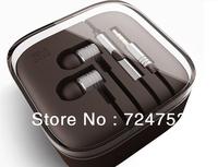 2014 New Top Quality xiaomi Piston Earphones Headphones Headset with Remote & Mic For xiaomi MI2 MI2S MI2A Mi1S M1 Free Shipping