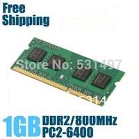 Brand New Sealed DDR2 800 / PC2 6400 1GB  Laptop RAM Memory / Lifetime warranty / Free Shipping!!!