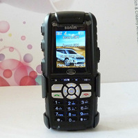 Black A9S Unlocked Mobile phone Quad Band Dual SIM mp3 mp4 cell phone