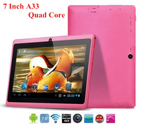 7 inch Allwinner A23 Tablet PC: Dual Core 1.5GHz,Android 4.2 Tablet PC Q88,WIFI, External 3G,Dual Cameras,RAM 512MB