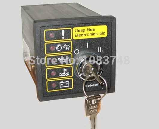 Deep Sea Manual Engine Controller Module DSE501K Wholesale High Quality DSE501K-1(China (Mainland))
