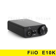 Fiio E10K (E10 Upgrade Version) OLYMPUS 2 USB DAC Headphone Amplifier New in Original Box(China (Mainland))