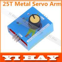 10 pcs/lot Multi Servo Tester 3CH ESC 4.8-6V CCPM Master Checker Meter Free shipping