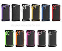 100pcs/Lot  Premium Shock proof Hard Combo Case Cover For LG Nexus 5