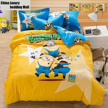 Kids Bedroom 100 Cotton Hello Kitty Queen Size Bedding Comforter Set