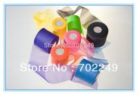 sports care Multicolor Strapping Gauze Underwrap Foam Tape Athletic Bandage Prewrap Tape