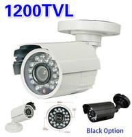 Top Quality ! Megapixel Sony 1200TVL Outdoor Waterproof Video Surveillance OSD Menu Night Vision IR CCTV Camera Security