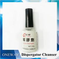 2pcs/lot Dispergator Cleanser to Remove UV Glue LOCA for iPhone 4 4S 5 5S Samsung S3 S4 Note2 Note 3 HTC etc LCD Refurbishment
