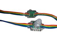 DC12V RGB dump node;100pcs a string;injection type;IP66