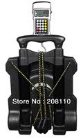Sebter car portable folding luggage cart retractable folding bike car van trolley cart