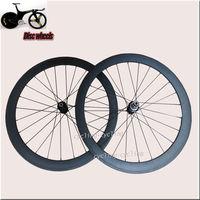 Free shipping Disc brake 50mm tubular  carbon  wheels road wheels/ carbon fiber Cyclocross wheelset