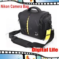 New Arrival Hot Sales Nikon Camera Case Bag  DSLR NIKON D4 D90 D800 D7100 D7000 D5200 D5100 D5000 D3200 D3100 D3000 D80